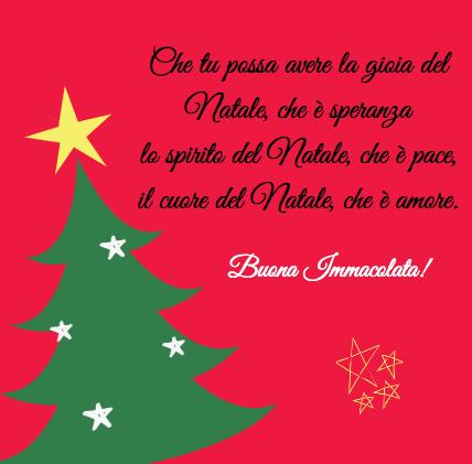Aforismi Sugli Auguri Di Natale.Buona Immacolata 2019 Frasi E Immagini Da Inviare Su Facebook E Whatsapp