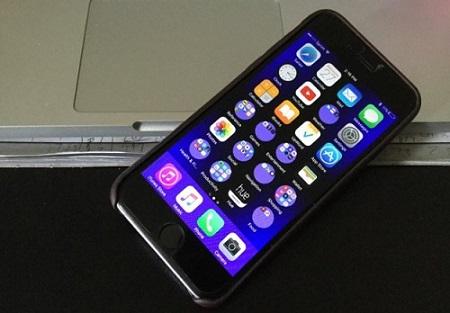 Modificare sfondo iphone 6
