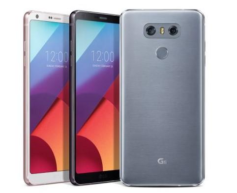 Il Nuovo Smartphone Top Class LG, LG G6, Ha Fatto Il Suo Debutto Sul  Mercato A Febbraio 2017, Bruciando Samsung Sui Tempi.