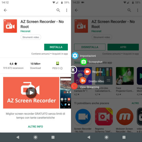 72f738723adf App per registrare lo schermo