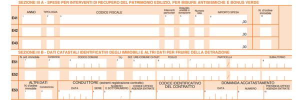 Bonus ristrutturazioni mobili ed ecobonus istruzioni per for Spese arredo immobili ristrutturati
