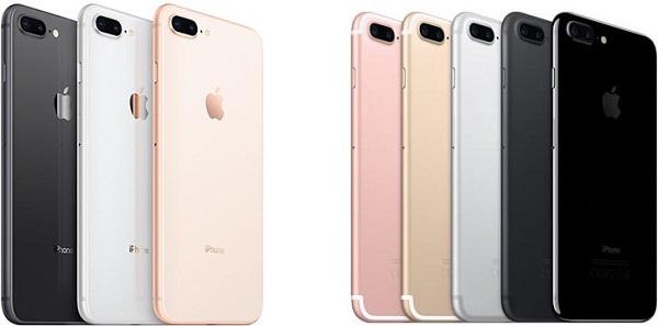 differenza cover iphone 6 e 7