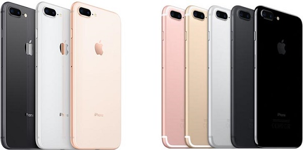 dati cellulare iphone 8 Plus tre