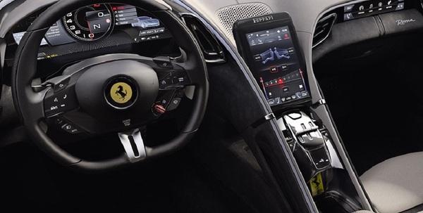 Ferrari Roma, la nuova coupé che rende omaggio alla Dolce Vita