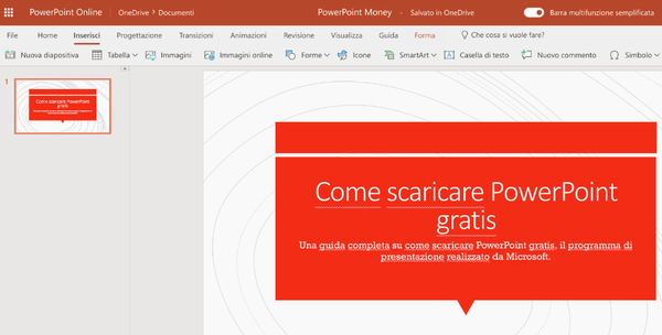 scaricare powerpoint 2018