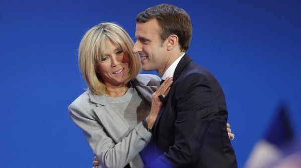 Chi E La Moglie Di Macron Biografia Foto Ed Eta Di Brigitte Trogneux