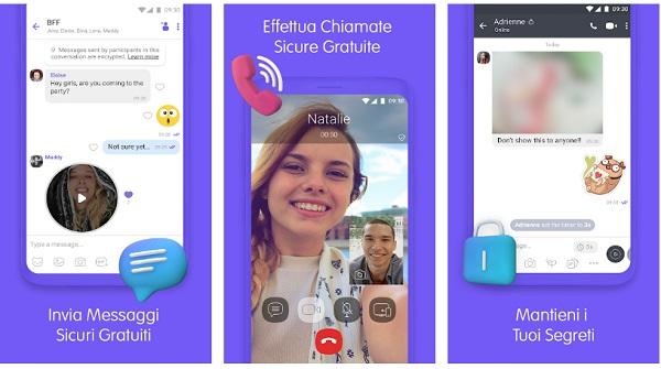 WhatsApp: le migliori chat alternative per iOS e Android
