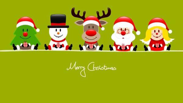Biglietti Di Natale Spiritosi.Auguri Natale Frasi E Immagini Per Augurare Buone Feste 2018 Ad