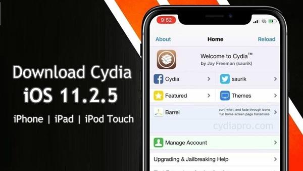 iOS 11: con il jailbreak Electra arriva Cydia funzionante