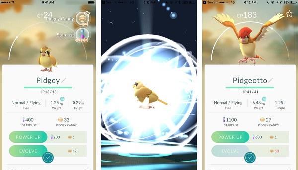 Pokémon go evoluzione: come funziona cosa serve e quando far