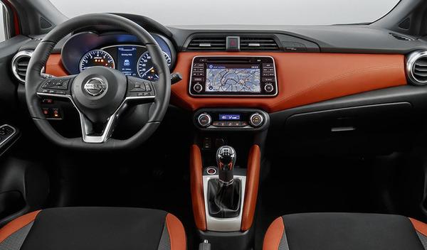 Nissan Micra 2017 Prezzo Dimensioni E Interni