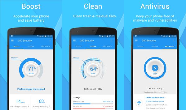 Antivirus android le 5 migliori app gratuite da installare for Antivirus per android gratis