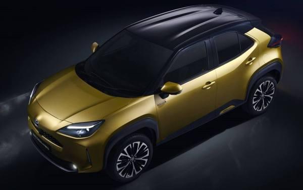 Toyota Yaris Cross: il nuovo SUV compatto ibrido della casa giapponese