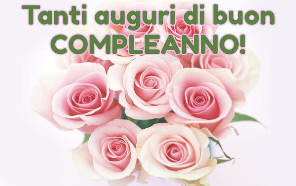 Auguri Di Buon Compleanno 84 Anni.Buon Compleanno Immagini E Frasi Di Auguri Da Inviare Su