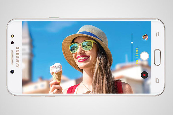 Ufficiale Galaxy J7 Plus con Dual Camera — Samsung