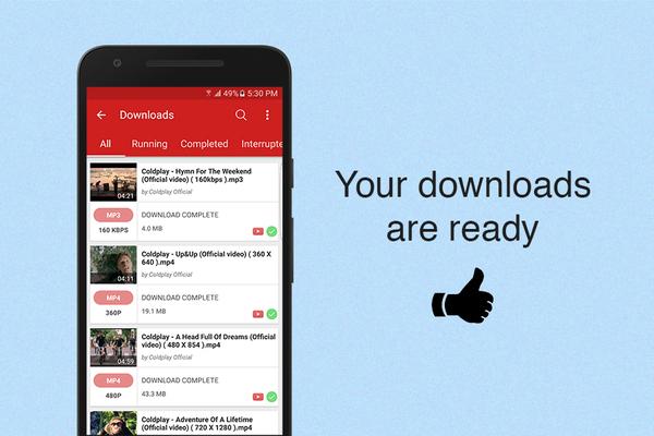 Youtube: come scaricare video su Android e guardarli offline