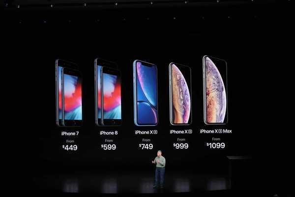 Iphone Xs Xs Max E Xr Uscita Prezzi Specifiche E Novità