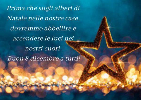 Buona Immacolata 2019 Frasi E Immagini Da Inviare Su Facebook E