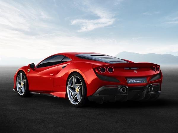 Ferrari F8 Tributo, la più potente di sempre. Per la 'piccola' 720 cavalli