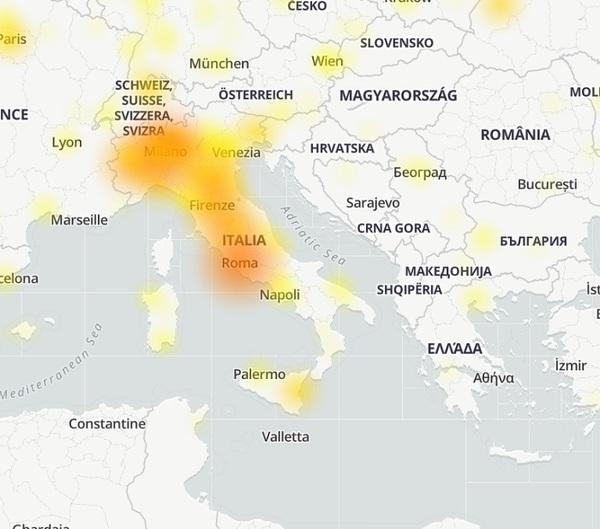 Mappa Dell Italia Wikipedia.Wikipedia Down Il Sito Non Funziona Oggi 2 Novembre Cosa Succede