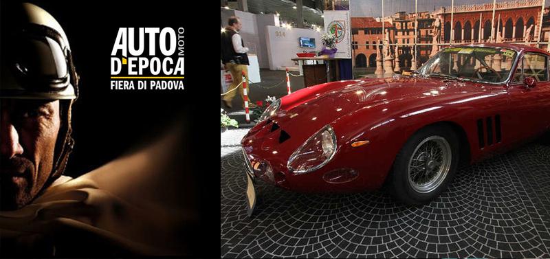 Auto e Moto d'Epoca 2018 a Padova: prezzo biglietti e novità