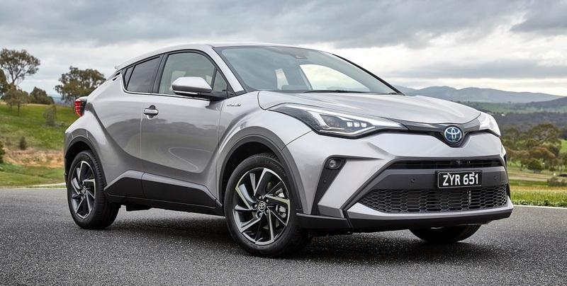 Toyota C-HR hybrid 2020: prezzo, scheda tecnica e data d'uscita