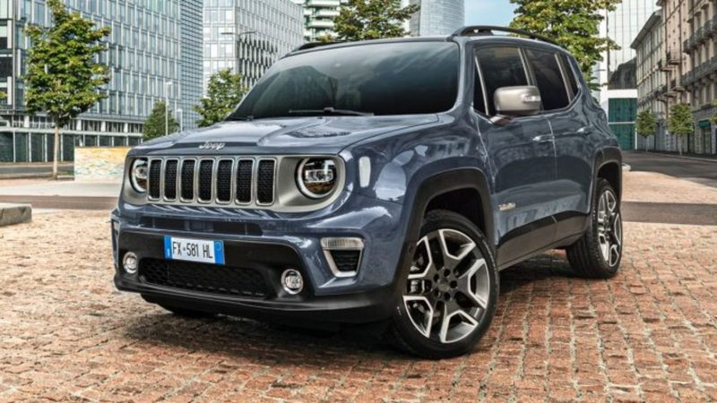 Jeep Renegade rischia grosso a Melfi