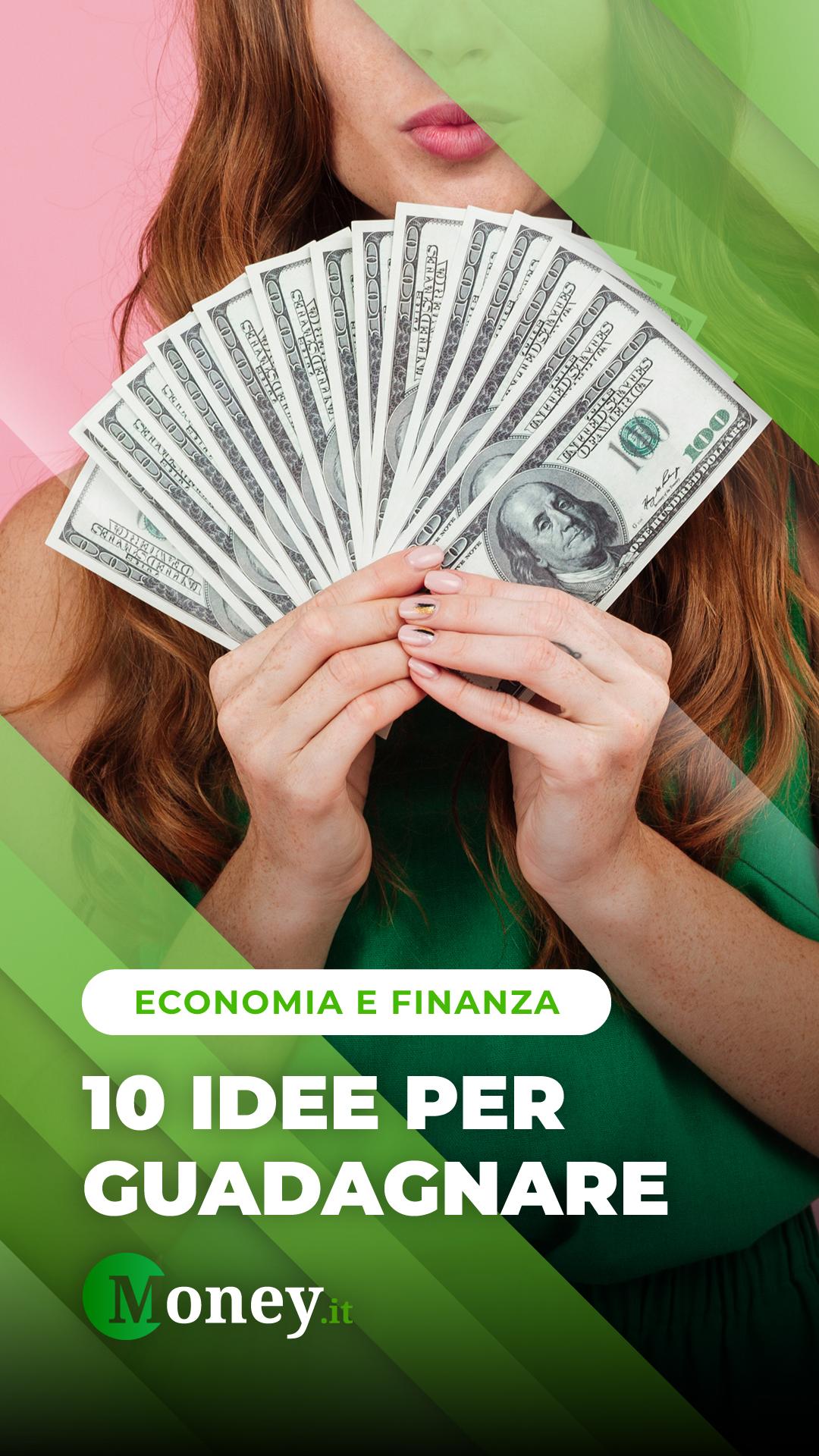 10 idee per guadagnare