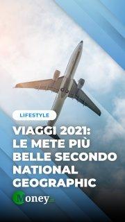 Viaggi 2021: le 25 mete più belle secondo National Geographic