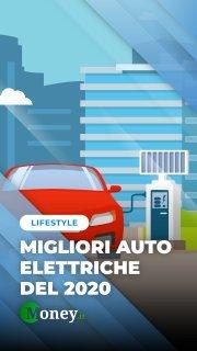 Le 10 migliori auto elettriche del 2020