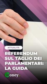 Referendum taglio parlamentari: guida completa