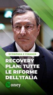 Recovery Plan Italia: le riforme